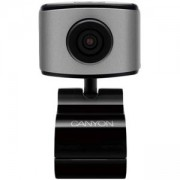 Уеб камера CANYON CNE-CWC2, 720P HD, USB2.0., 360°, 2.0 Mp, Сребриста, CNE-CWC2