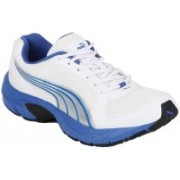 Puma Brent DP Running Shoes For Men(White, Blue)