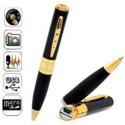 FULL HD Audio Video Pen Spy Product Spy Pen with 8GB Memory Card