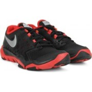 Nike FLEX SUPREME TR 4 Training Shoes For Men(Black)