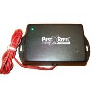 Електронен стационарен уред (електронна котка) прогонващ мишки и плъхове в транспортни средства за 20 кв. м.