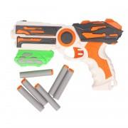 Merkloos Speelgoed foam pijltjes wapen/pistool Pro Shooter II