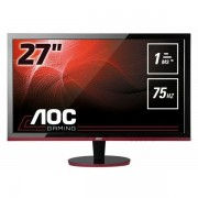 Monitor AOC LCD 27, 169, 1ms, DP, HDMI AOC-G2778VQ