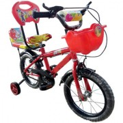 Oh Baby Baby 35.56 Cm (14) double seat bicyclered color for your kids SE-BC-21