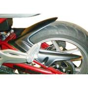 Kawasaki ER6 (06-08) Rear Hugger: Satin Black 073226D