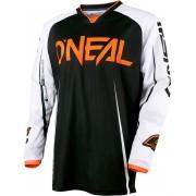 Oneal O´Neal Mayhem Lite Blocker Jersey Negro/Blanco/Naranja M
