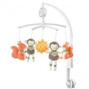 Детска Музикална въртележка за креватче babyFehn, Слънце, 263822