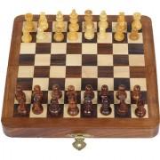 Desi Toys Magnetic folding Chess set 12 Chumbak Satranj