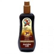 Australian Gold - SPF 30 Spray Gel met Bronzer - 237ml