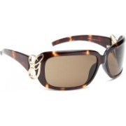 Guess Round Sunglasses(Brown)