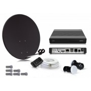 Vu+ Zero HD SatellitMottagare PVR Nordic Paket