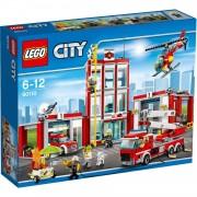 Lego City 60110 Brandstation