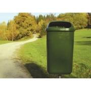 ELKOPLAST,s.r.o Venkovní odpadkový koš Classic 50l Classic 50l 69746