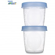 Philips Avent 5pcs Baby 6oz / 180ml Vasos de (Azul)