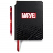 Cross Bolígrafo y Cuaderno Iron Man - Marvel