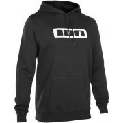 ION Logo Huvtröja Herr svart EU 52 L 2019 Huvtröjor
