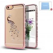 TPU Caso modelado protectora para el iPhone 6 mas / 6s plus