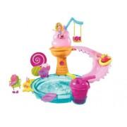 Polly Pocket Ice Cream Water Park Playset