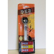 PEZ Candy 3 Pack & Glow in the Dark Halloween Witch Dispenser - Assorted Halloween Characters