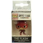 Breloc Pocket Pop! Dc Justice League The Flash Vinyl Figure Keychain