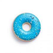I Heart Revolution Paletă Farduri de ochi - culori matte și strălucitoare Donuts (Eyeshadows Donuts) 8,25 g Raspberry Icing