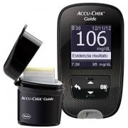 Roche Diabetes Care Italy Spa Accu-Chek Guide Kit Mg/dl Glucometro Accu-Chek Guide + Pungidito Fastclix