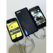 Външна мобилна акумулаторна батерия Power Bank 20000 mah