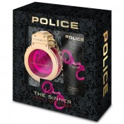 Police The Sinner for Woman Gift Box, Police