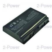 2-Power Laptopbatteri Asus 14.8V 5200mAh (A42-T12)