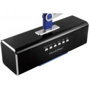 Sistem audio portabil, mini boxe, USB, slot pentru card microSD, radio FM, MusicMan® MA