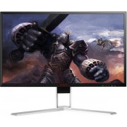 "Monitor Gaming IPS LED AOC 27"" AG271UG, Ultra HD 4K (3840 x 2160), HDMI, DisplayPort, G-Sync, Pivot, 4 ms (Negru/Argintiu)"