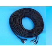 Anykam 30m Kombikabel Audio Video Strom 3in1 Videokabel BNC Stecker für Kamera 1,3Eur/m