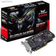 Asus R7-370 Strix 2Gb DDR5 256bit 4 channel Graphics Card