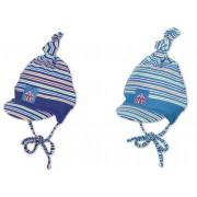 SOMMER ' Mini Mädchen oder Jungen ' Zirkuszelt Schirmmütze Ringelmütze STERNTALER 1501445 -K85+N3