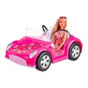 Steffi Love Auto convertible de playa, Simba