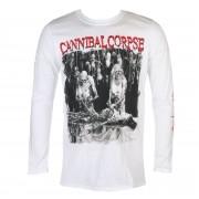 tričko pánské s dlouhým rukávem CANNIBAL CORPSE - BUTCHERED AT BIRTH - PLASTIC HEAD - KU064