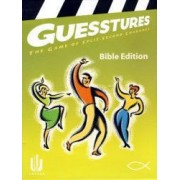 Guesstures Board Game The Game of Split Second Charades