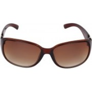 SPY RAYS COLLECTION Cat-eye Sunglasses(Brown)