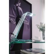 Lampara escritorio Cristal Led