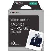 Fujifilm Instax Square Papel Fotográfico Monocromo para Cámaras Instax Square 10 Unidades