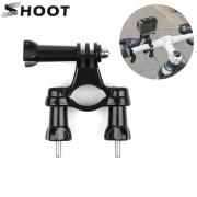 SHOOT Bicycle Mount Bike Handlebar Seatpost Tripod Holder Clamp For Gopro Hero6 5 3 4 SJCAM SJ4000 Xiaomi Yi 4K Camera Accessory
