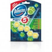 WC fertőtlenítő, 1 db-os, DOMESTOS \Power 5\, lime