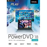 Cyberlink PowerDVD 18 Standard Download