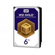 "Western Digital WD6002FRYZ Harde schijf (3.5 inch) 6 TB Goldâ""¢ Bulk SATA III"