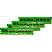 Kingston ValueRAM 32GB(8GB x 4) 1333MHz DDR3 Non-ECC CL9 DIMM Desktop Memory Module