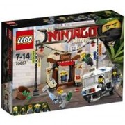 LEGO 70607 LEGO Ninjago City Jakt