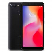 Xiaomi Redmi 6 Dual Sim 3GB/32GB 5,45'' Preto