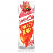 High5 Energy Bar - Box of 25 - 25Bars - Box - Berry