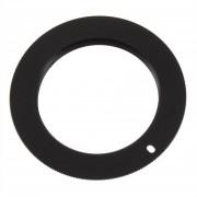 EB Lente M42 Para Montaje NIKON Anillo Adaptador 1100D 600D 60D 550D 5D 7D 50D - Negro