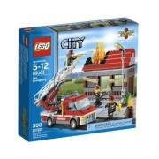 Детски конструктор Лего /Lego/ Пожарникарска кола 60003